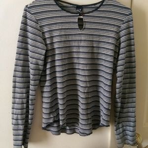 Gap Size M Long Sleeved Top